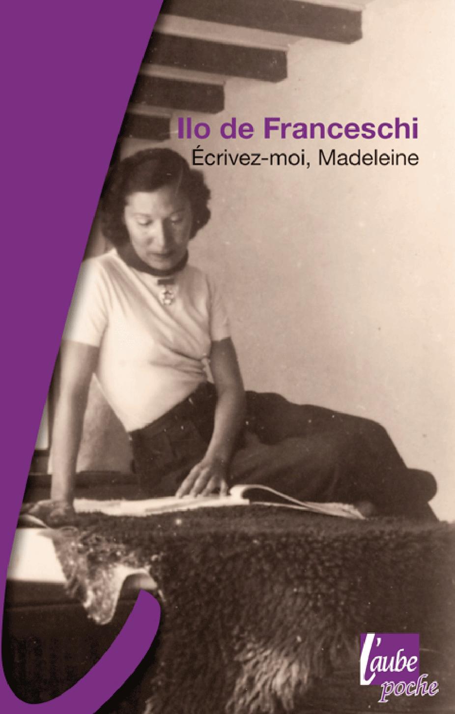 Ecrivez-moi Madeleine