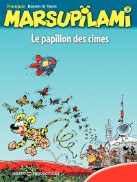 Marsupilami. Volume 9, Le Papillon des cimes