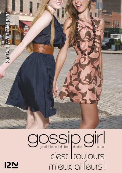 Gossip Girl T15 | VON ZIEGESAR, Cecily