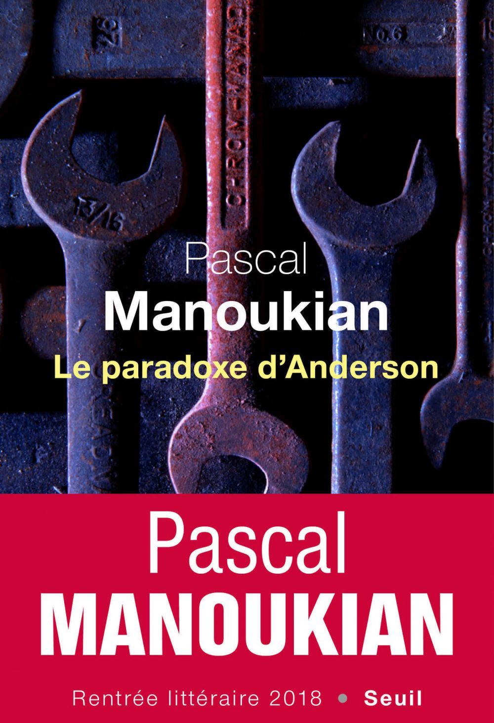 Le paradoxe d'Anderson   Manoukian, Pascal (1955?-....). Auteur