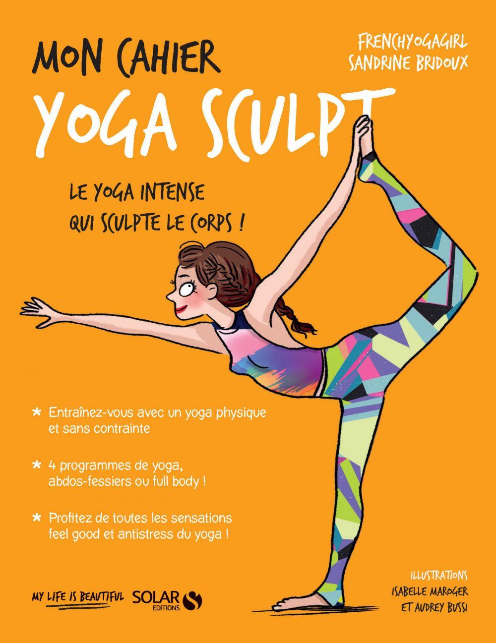 Mon cahier Yoga sculpt |