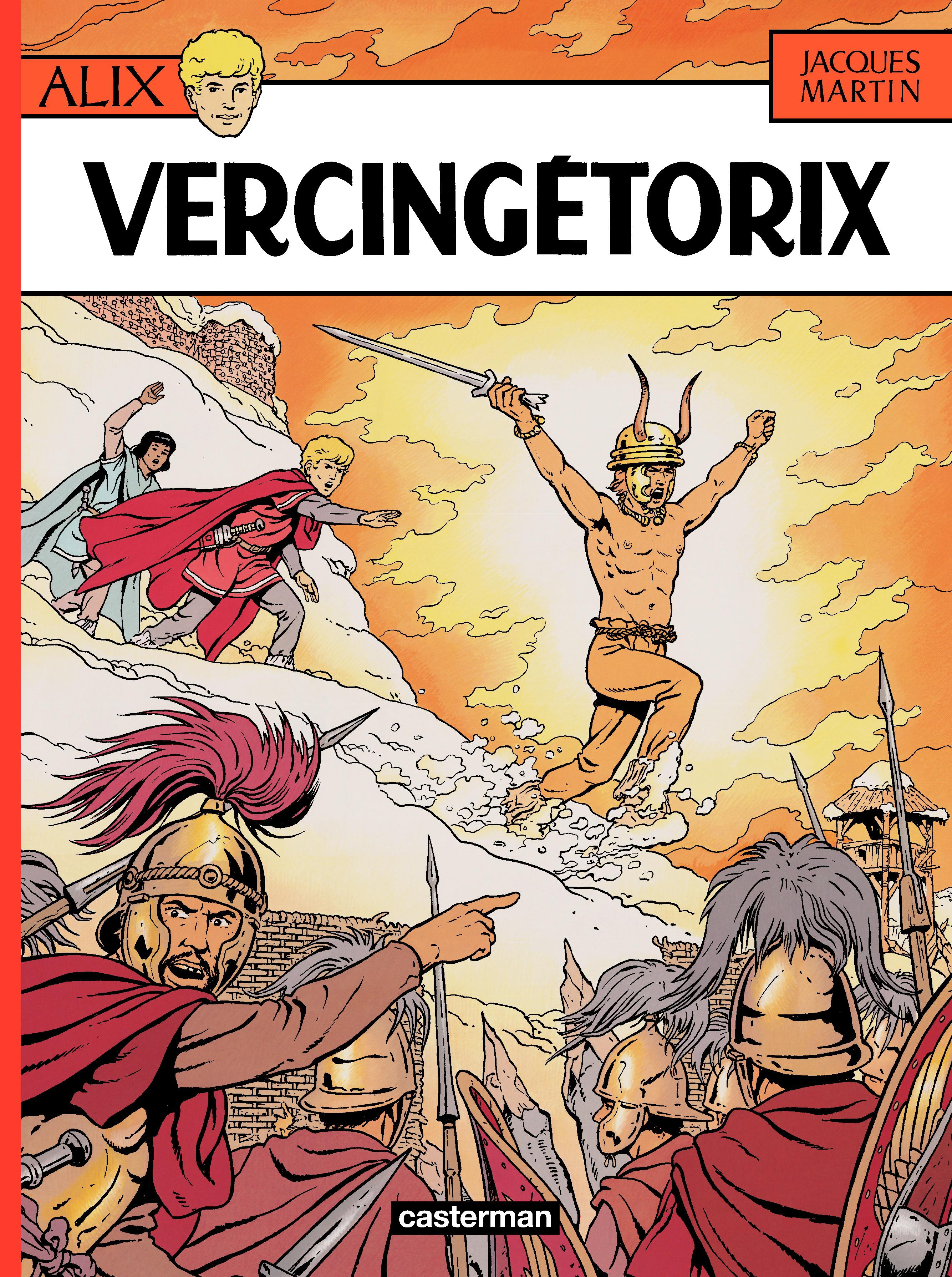 Alix (Tome 18) - Vercing?torix