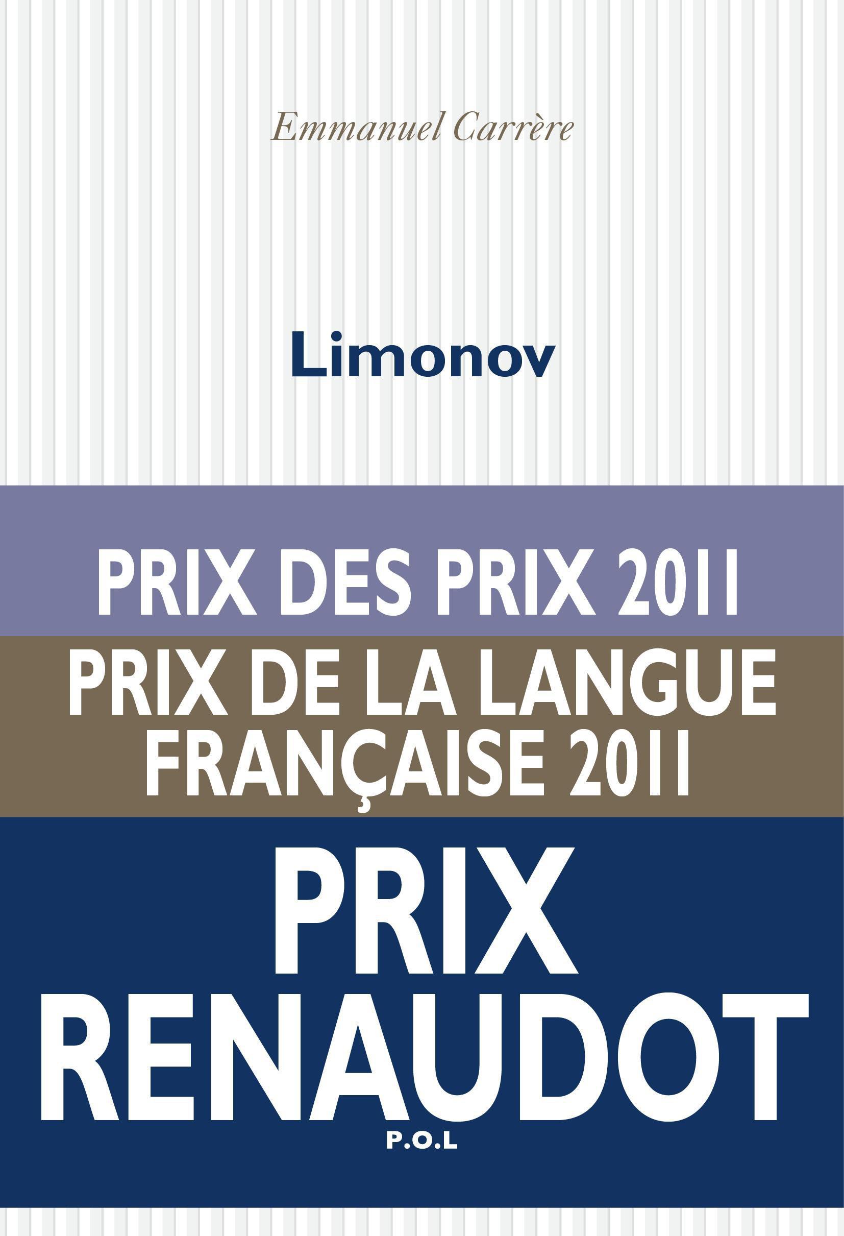 Limonov | Carrère, Emmanuel