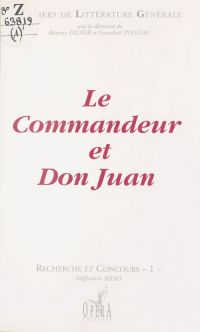 Le commandeur et Don Juan