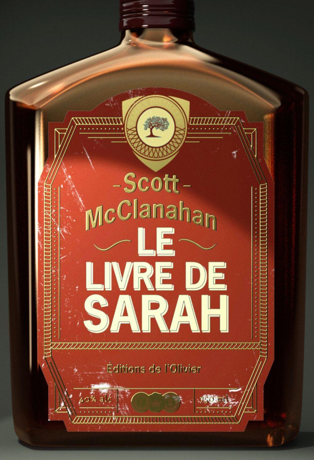 Le livre de Sarah | Mcclanahan, Scott. Auteur