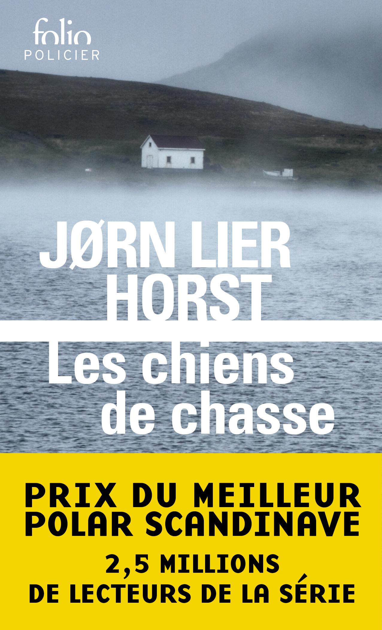 Les chiens de chasse | Horst, Jorn Lier