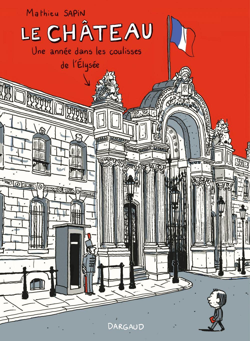 Le Château | Sapin, Mathieu (1974-....). Auteur