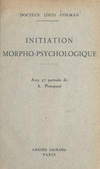 Initiation morpho-psycholog...