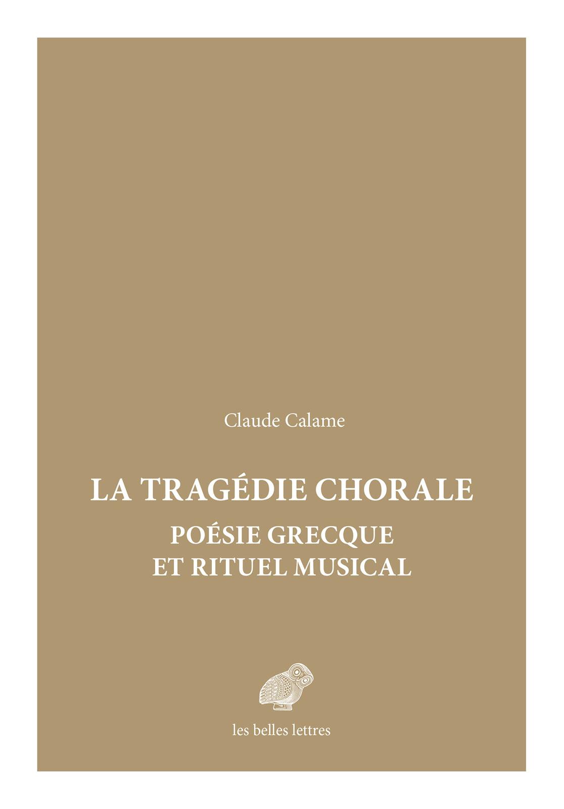 La Tragédie chorale : poési...