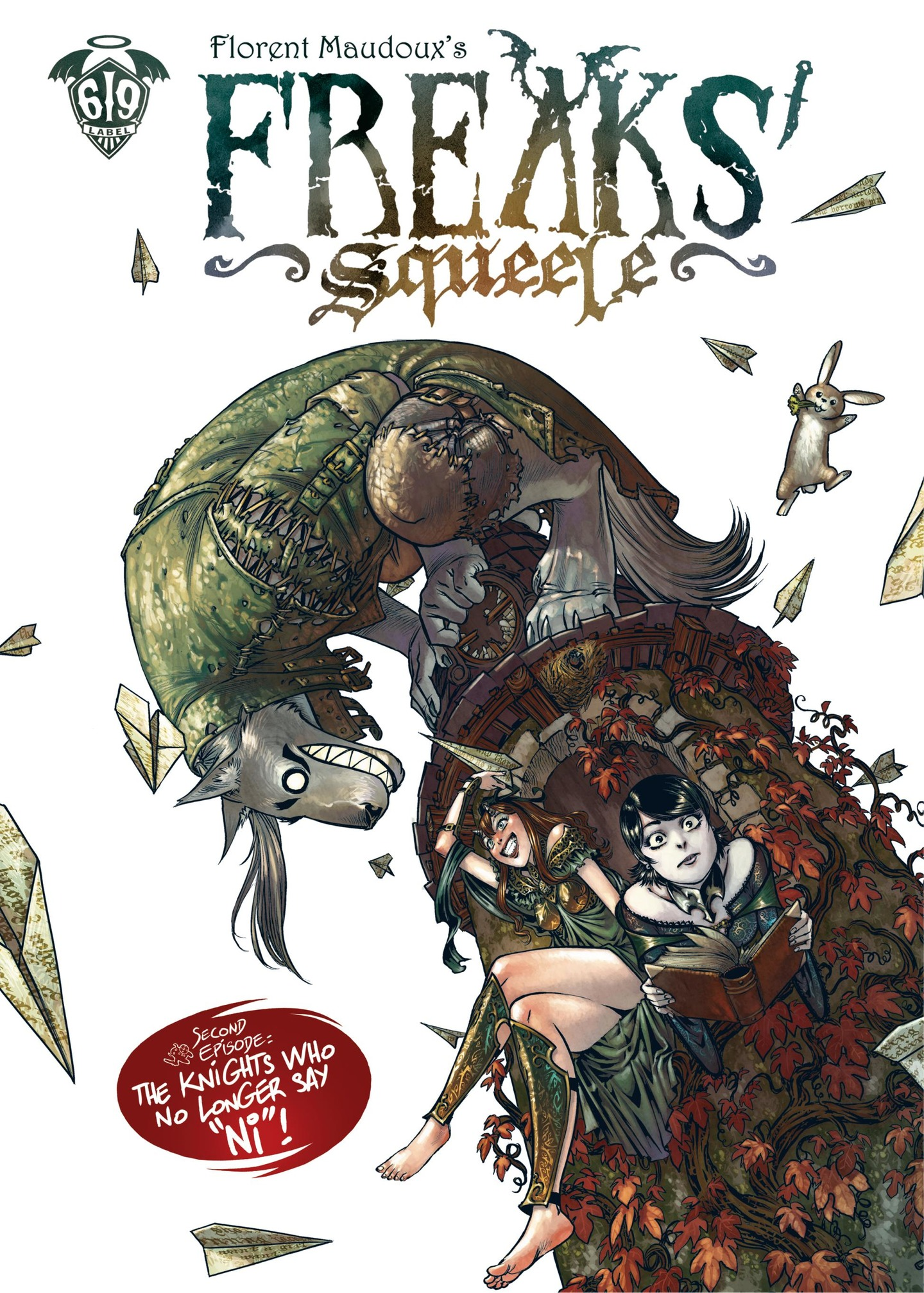 FREAKS SQUEELE - Tome 2