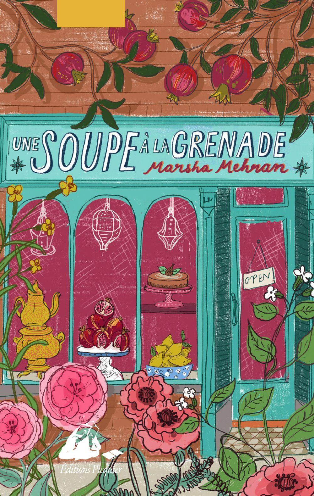 Une soupe à la grenade   Mehran, Marsha