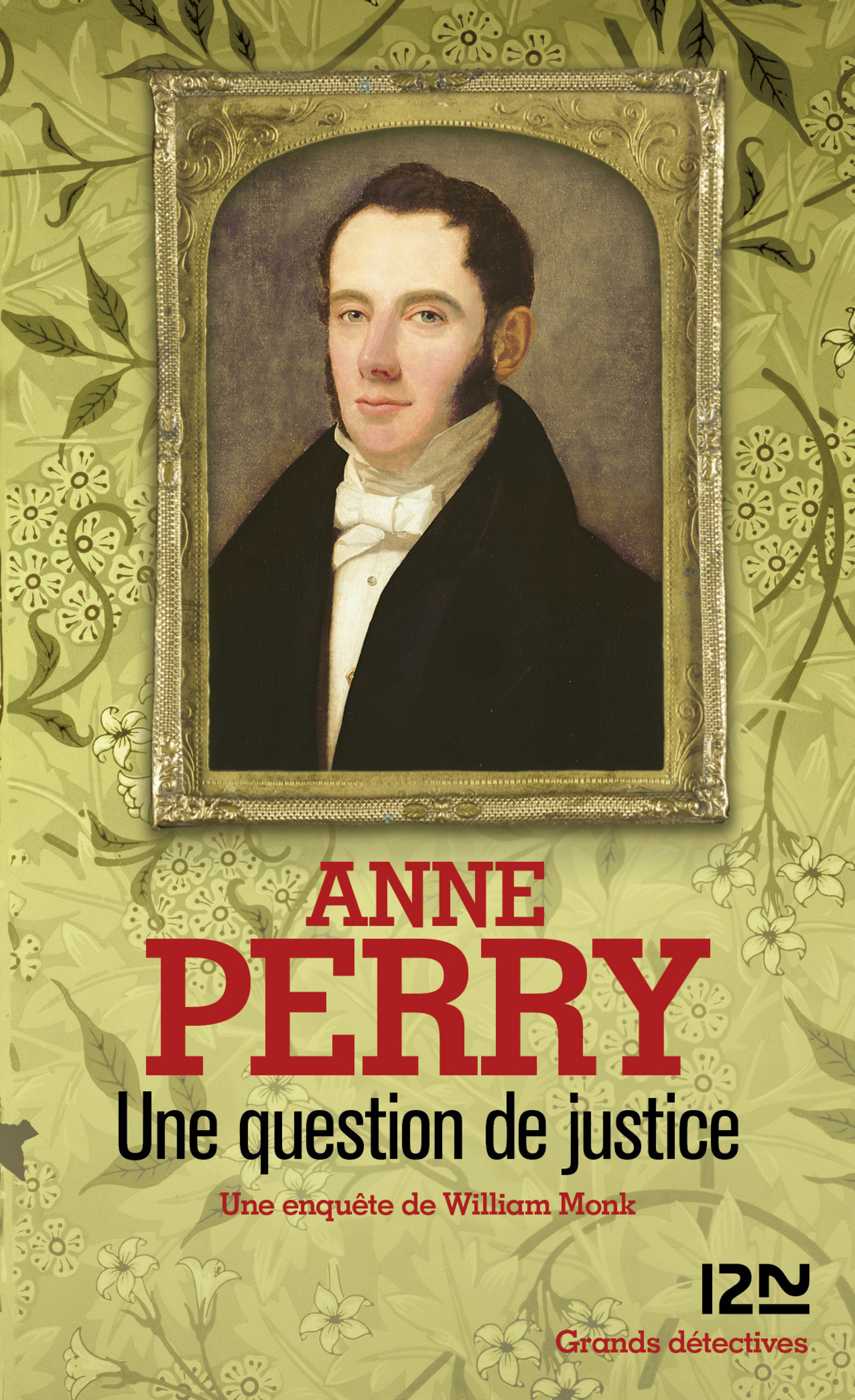 Une question de justice | PERRY, Anne