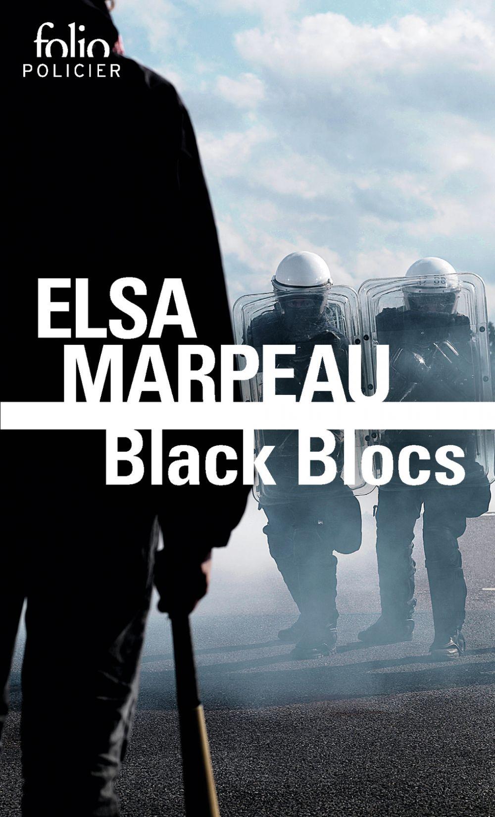 Black Blocs | Marpeau, Elsa. Auteur