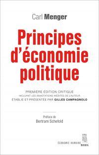 Principes d'économie politi...