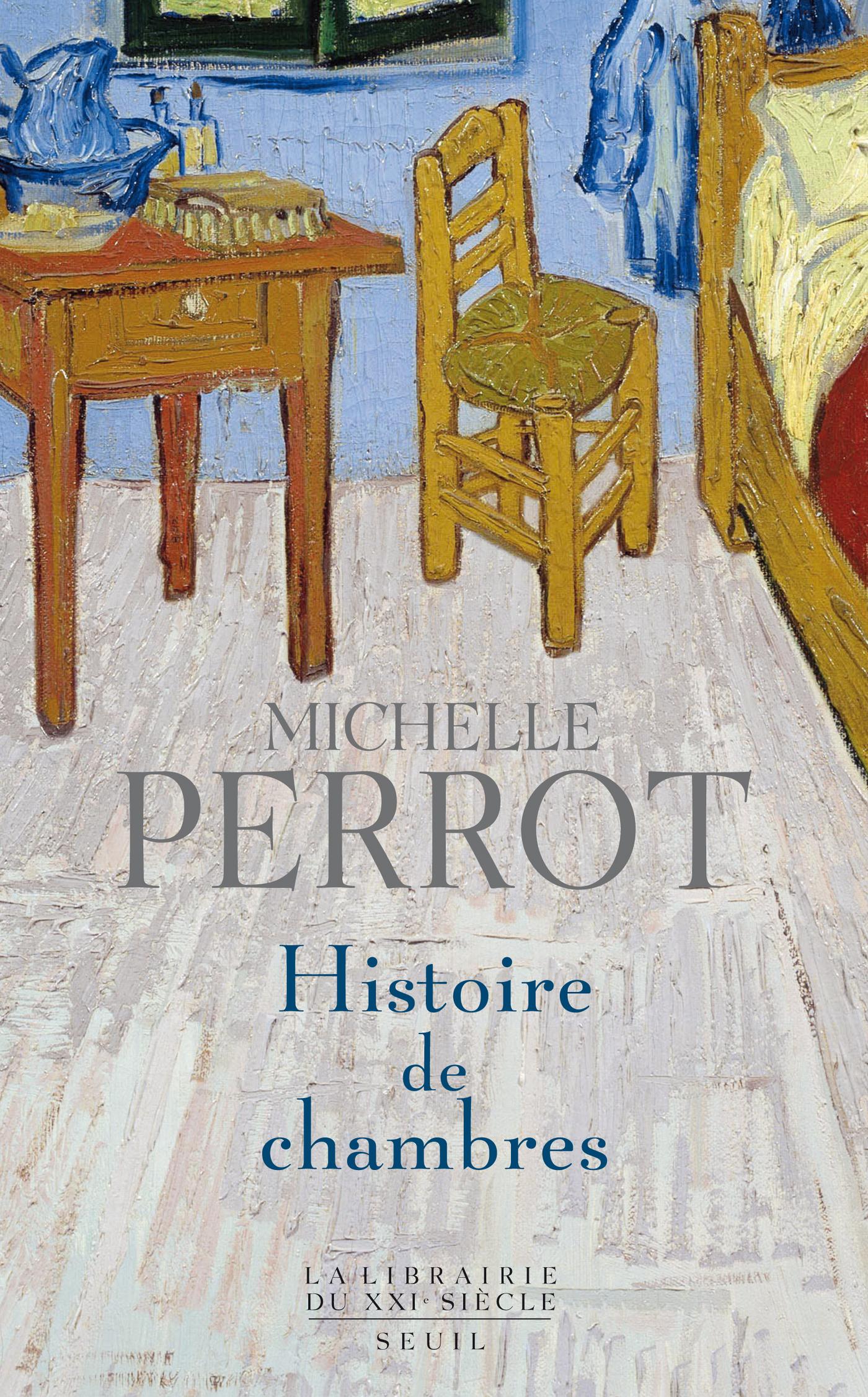 Histoire de chambres | Perrot, Michelle