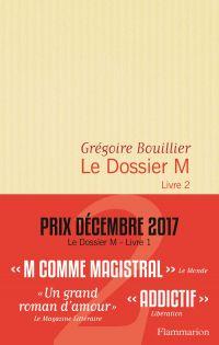 Image de couverture (Le Dossier M - Livre 2)