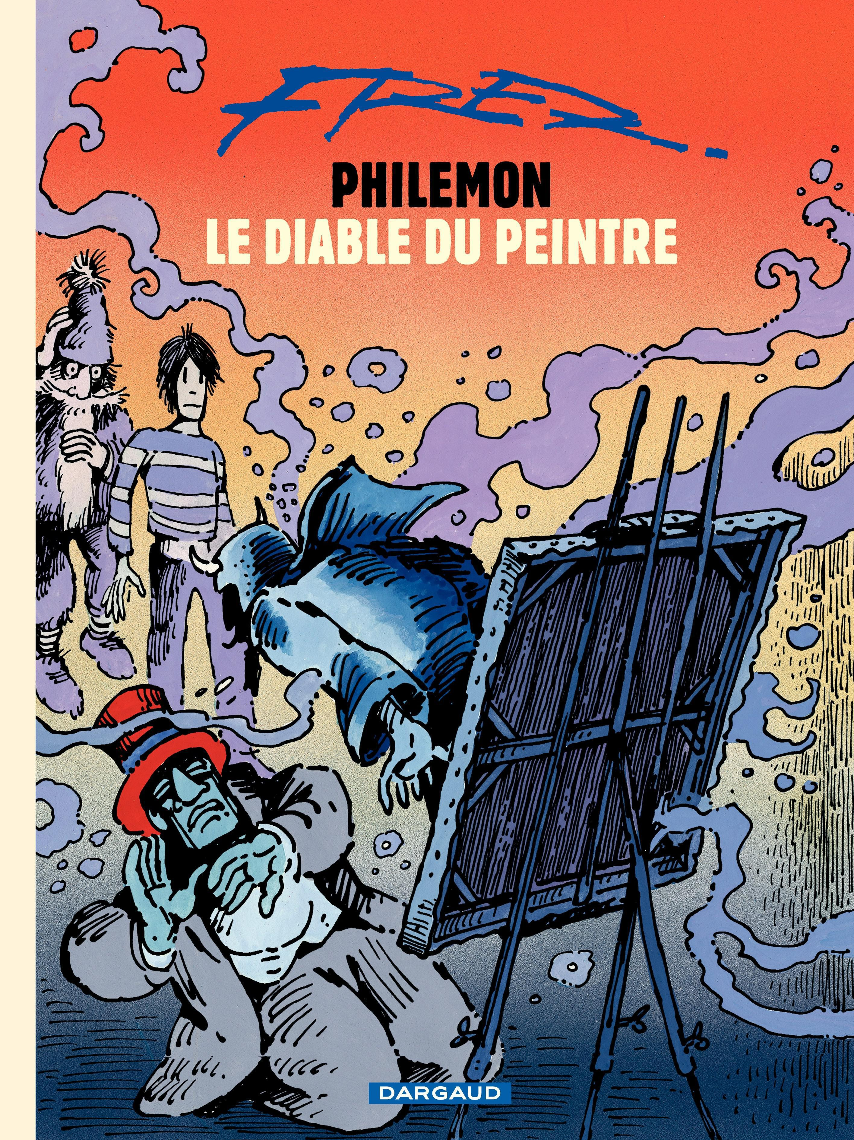 Philémon - tome 15 - Le diable du peintre