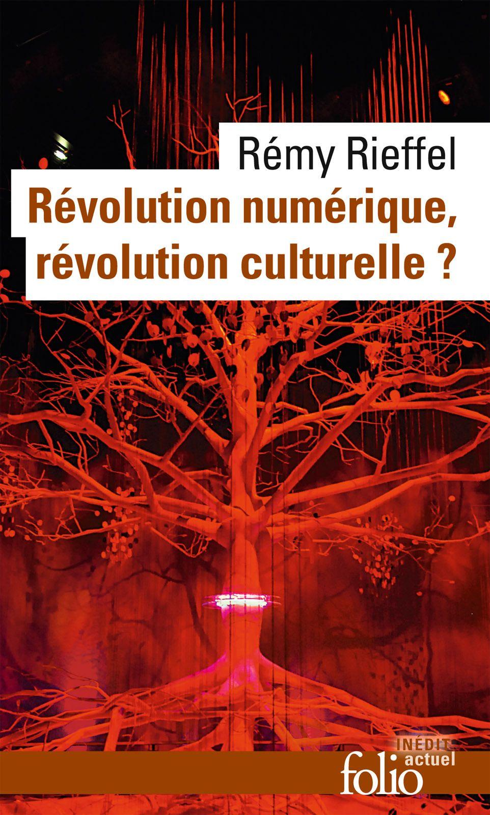 Révolution numérique, révolution culturelle ? | Rieffel, Rémy (1954-....). Auteur