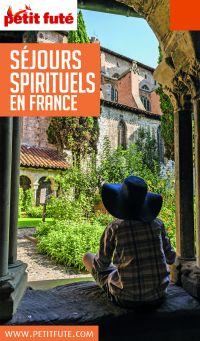 Image de couverture (SÉJOURS SPIRITUELS EN FRANCE 2018/2019 Petit Futé)