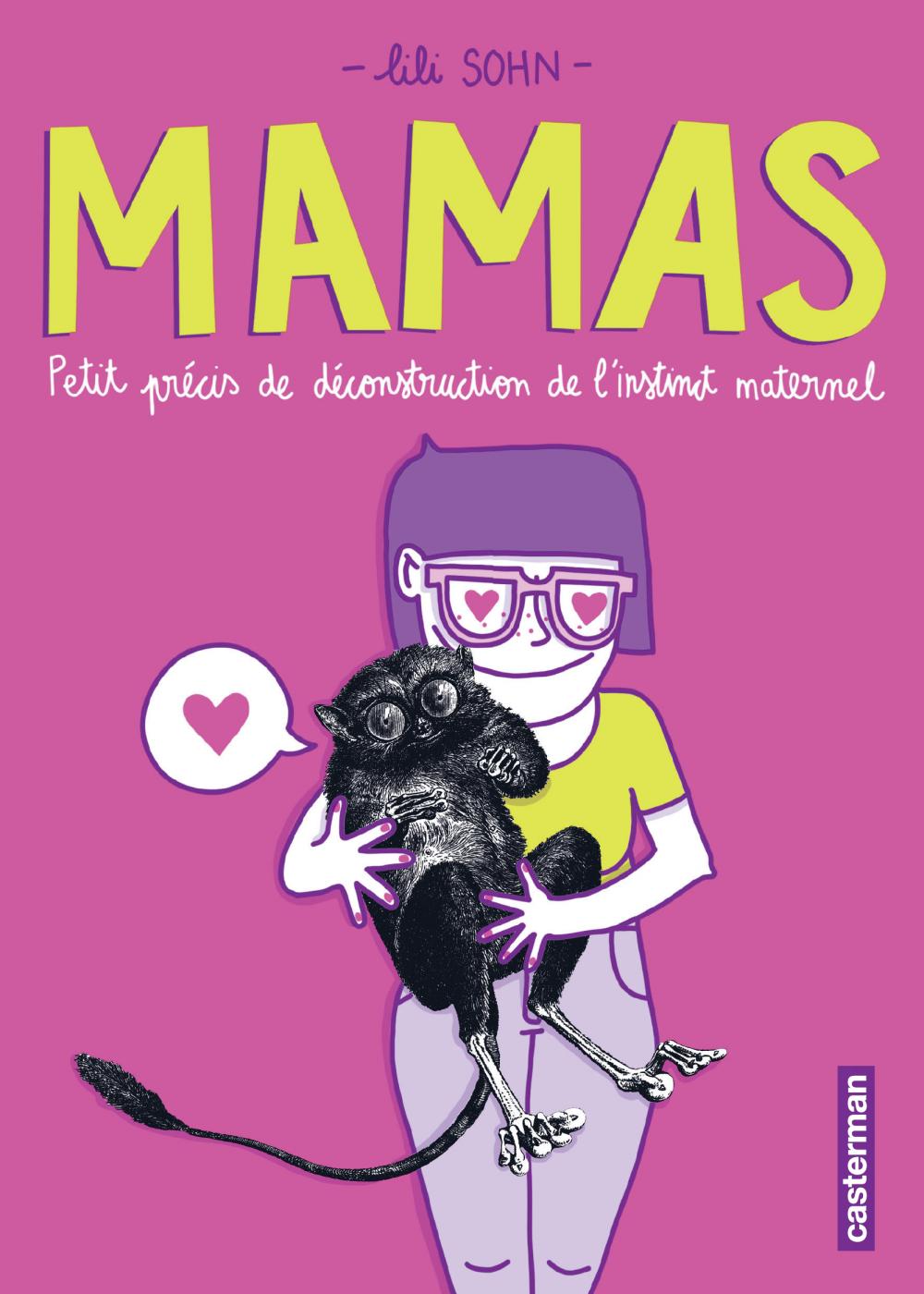 Mamas | Sohn, Lili (1984-....). Auteur
