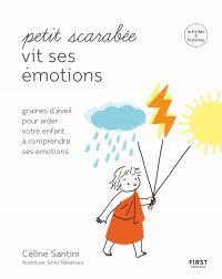 Image de couverture (Petit scarabée vit ses émotions - méditer avec son enfant et lui apprendre à gérer ses émotions)