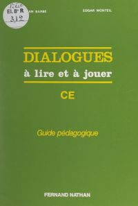 Dialogues à lire et à jouer