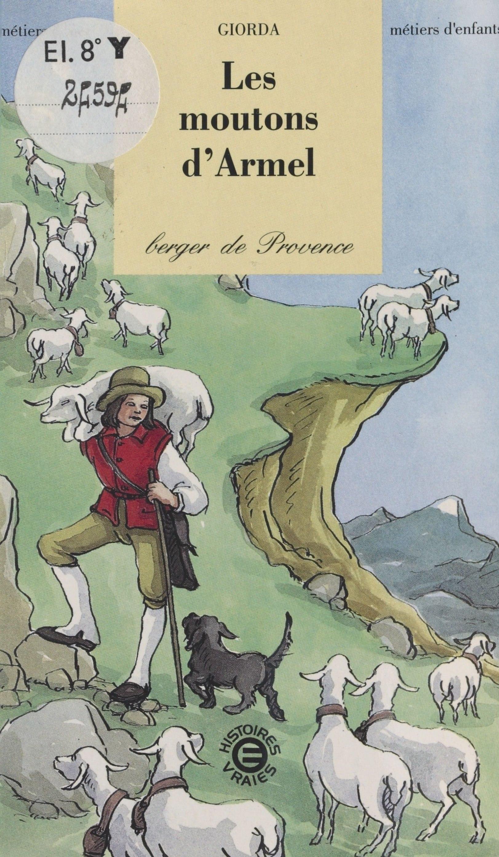Les moutons d'Armel, berger...