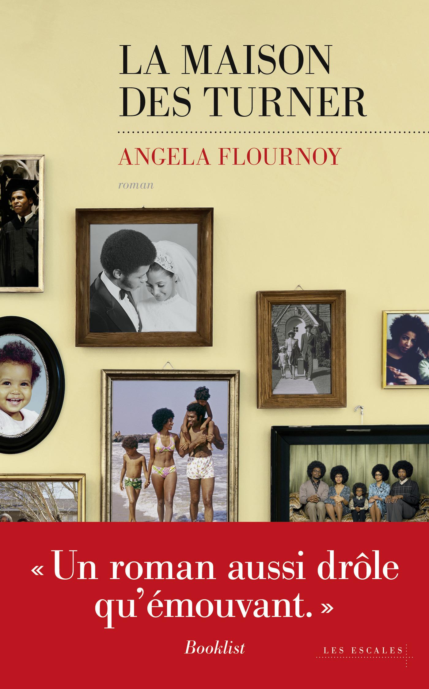 La Maison des Turner | FLOURNOY, Angela