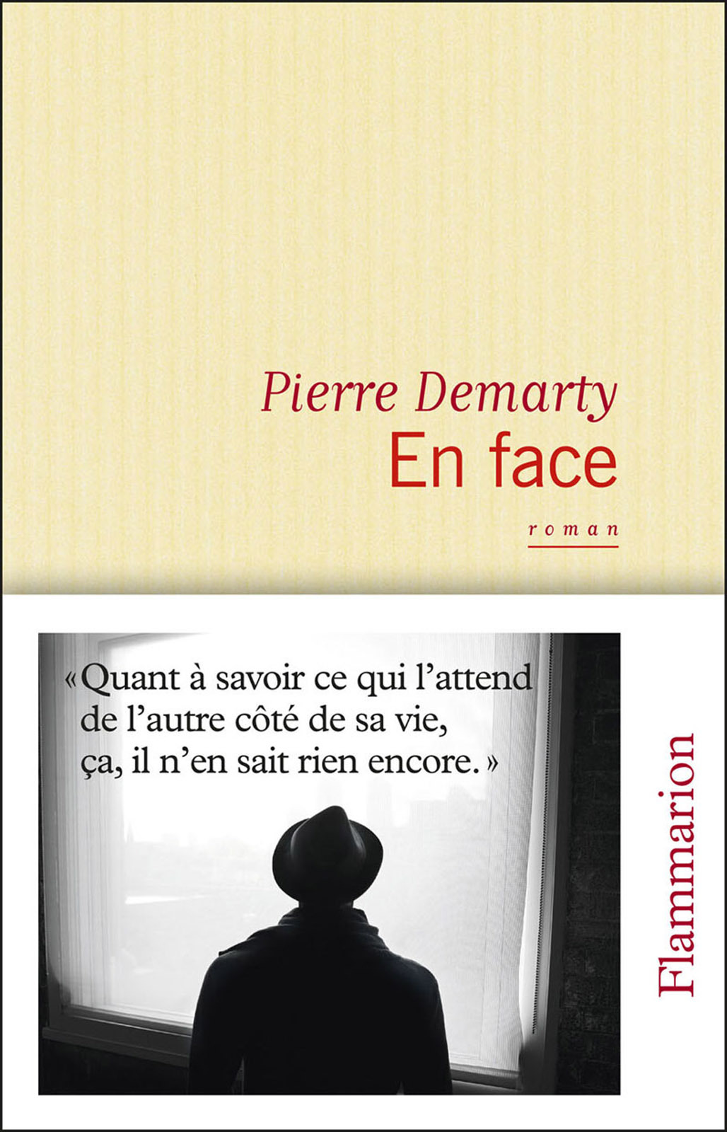 En face | Demarty, Pierre