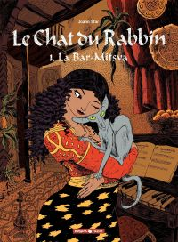 Le Chat du Rabbin – tome 1 – La Bar-Mitsva |