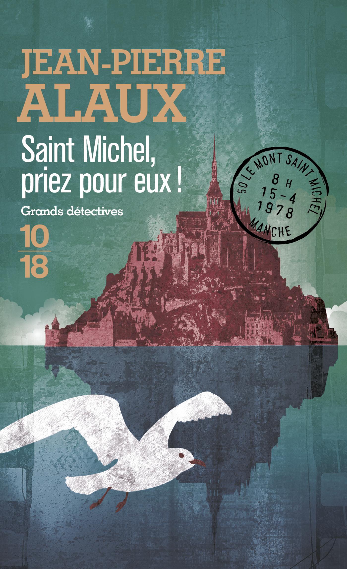 Saint Michel, priez pour eux   ALAUX, Jean-Pierre