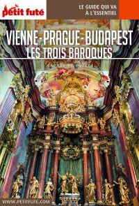 Vienne, Prague, Budapest : les trois baroques