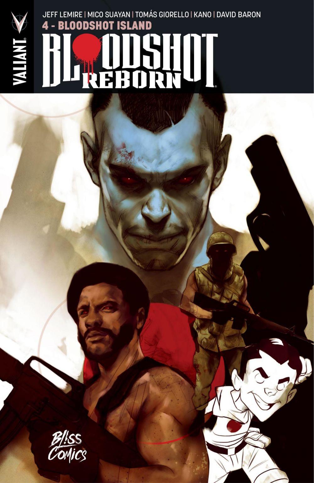 Vignette du livre Bloodshot Reborn - Tome 4