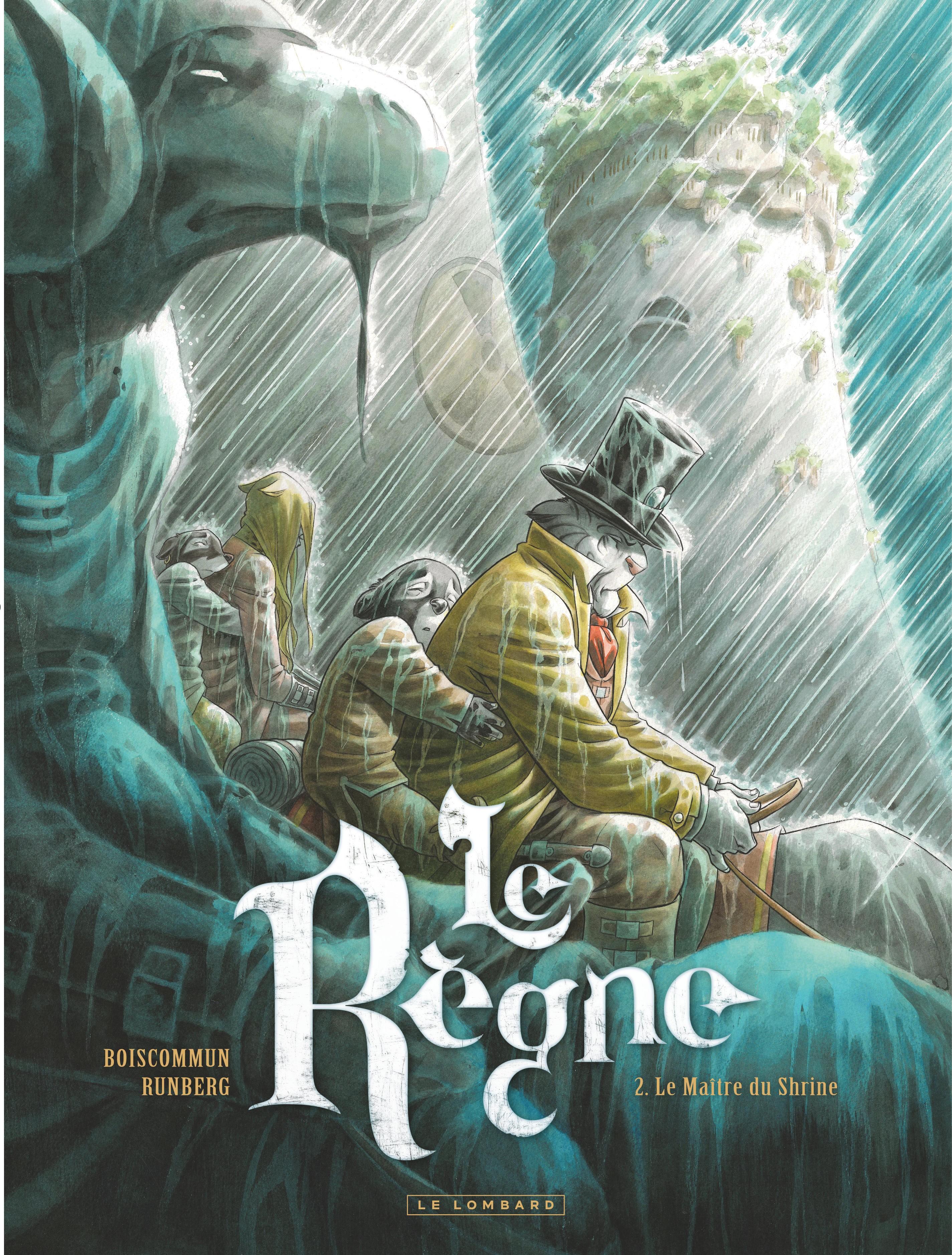 Le Règne - Tome 2 - Le Maître du Shrine