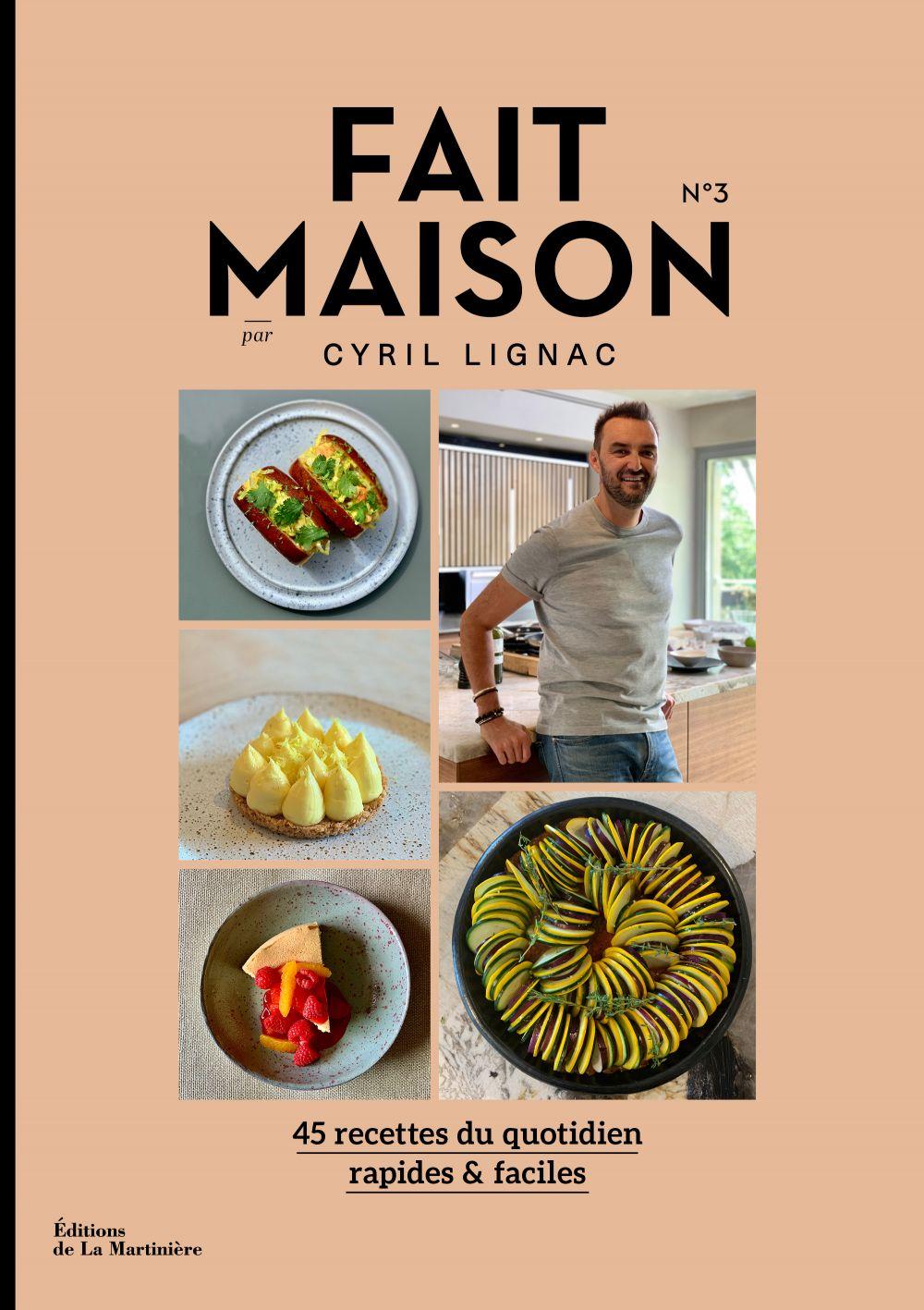 Fait maison n°3 | Lignac, Cyril