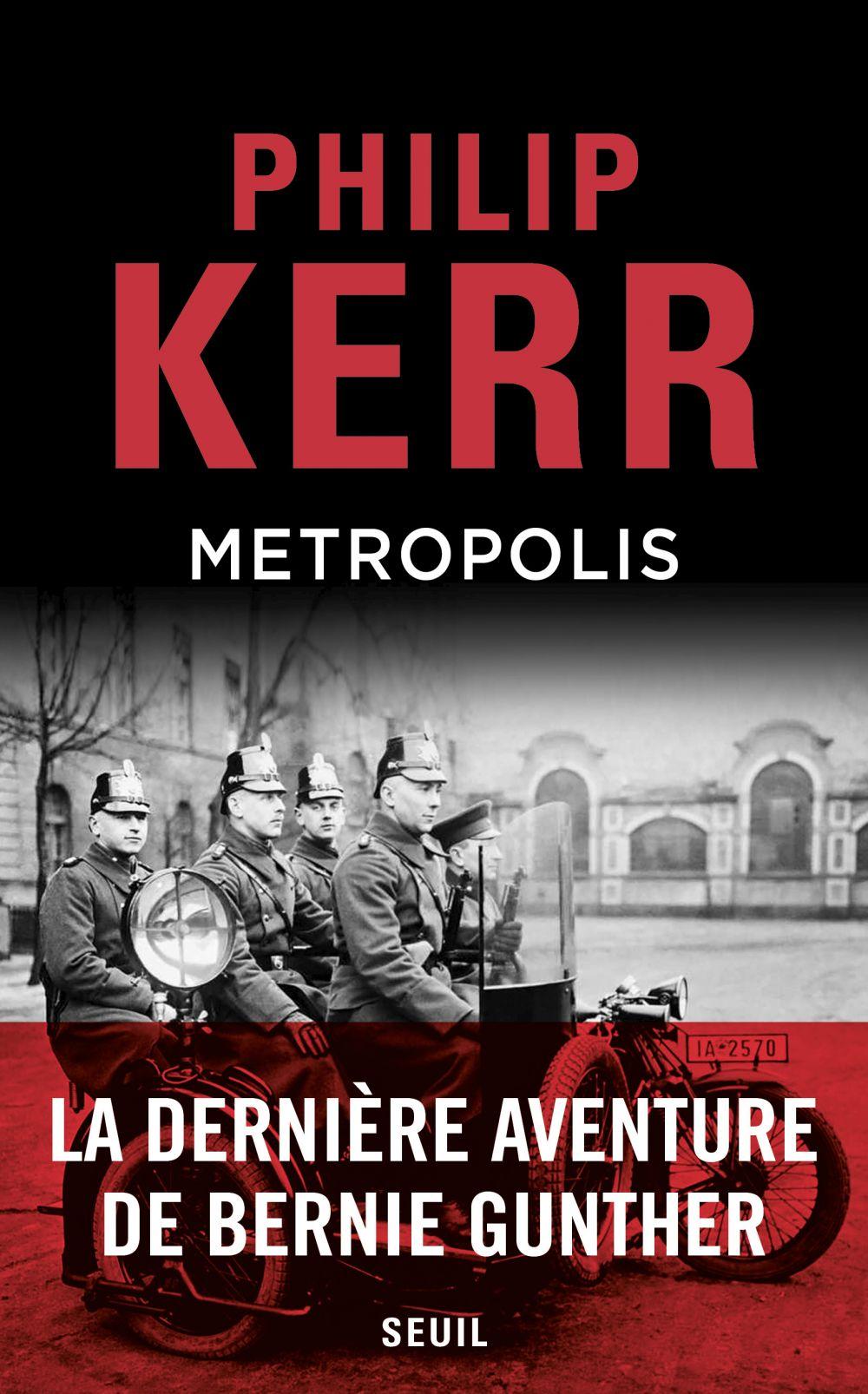 Metropolis | Kerr, Philip