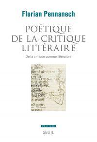 Poétique de la critique lit...
