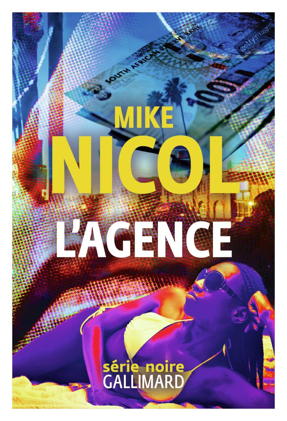 L'Agence | Nicol, Mike. Auteur