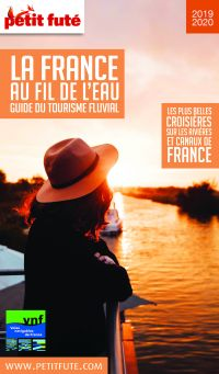 Image de couverture (LA FRANCE AU FIL DE L'EAU 2019 Petit Futé)