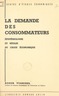 La demande des consommateurs