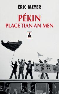 Pékin, place Tian An Men