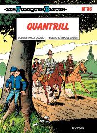 Les Tuniques bleues. Volume 36, Quantrill
