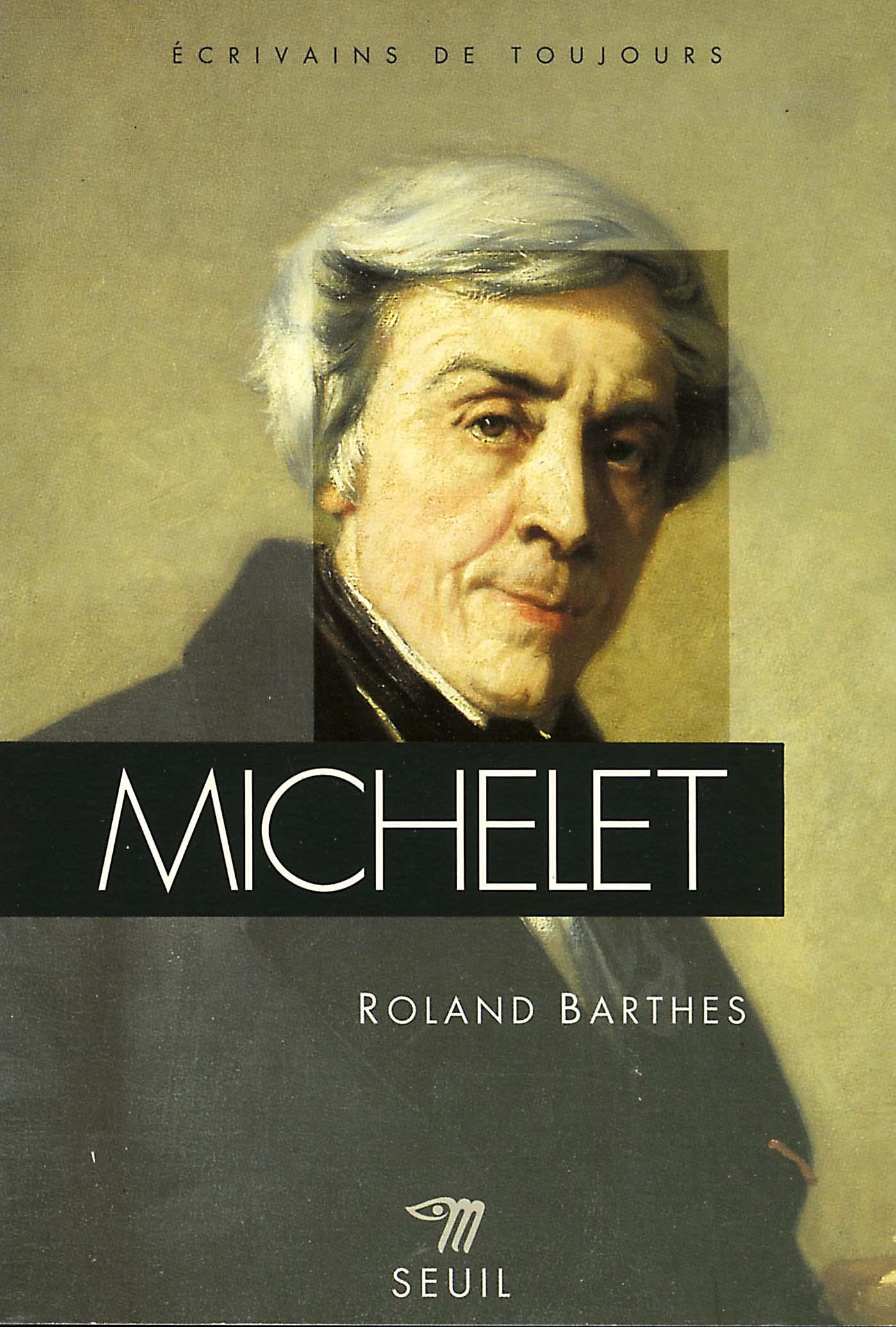 Michelet   Barthes, Roland