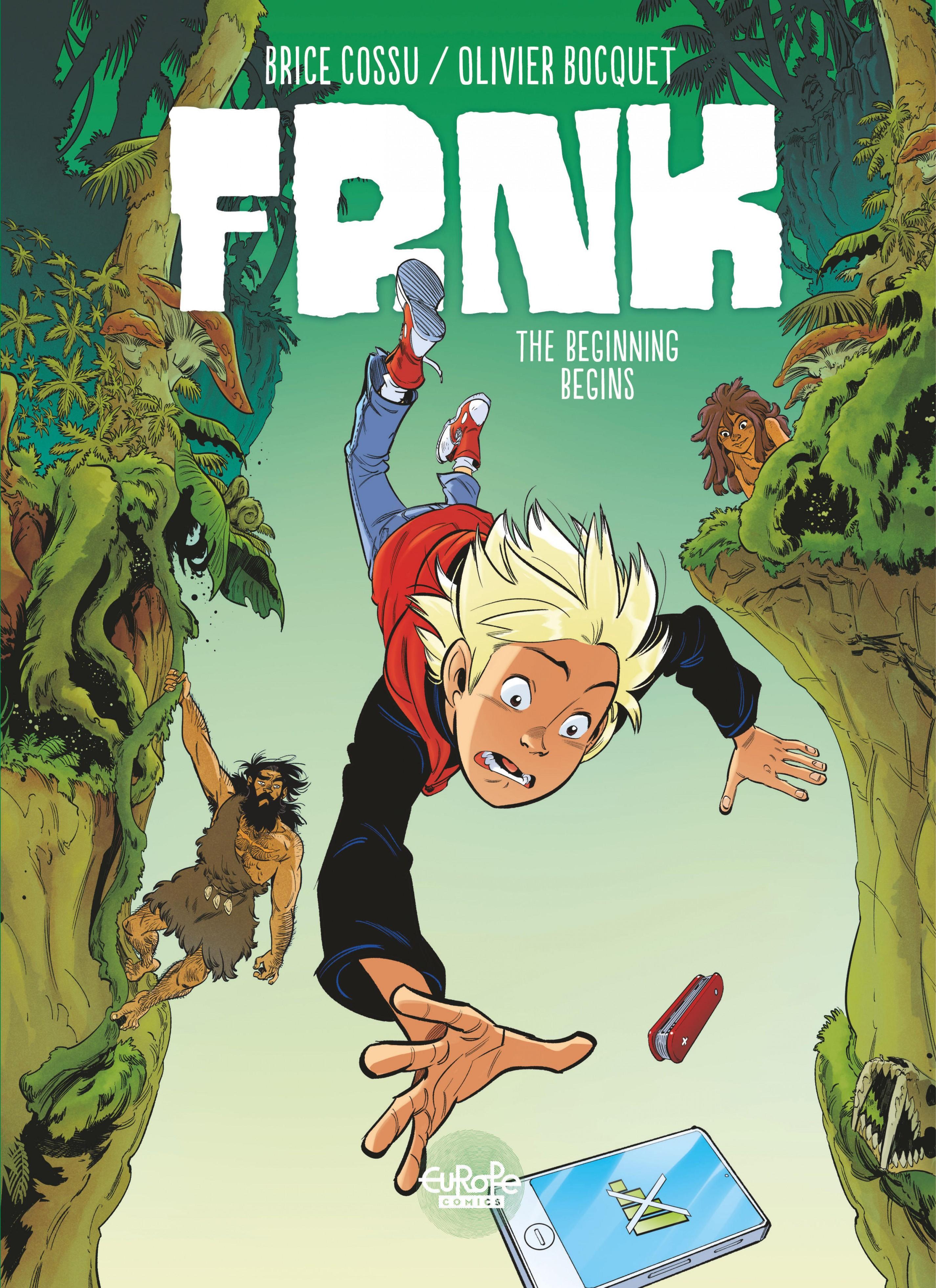 FRNCK - Volume 1 - The Begi...