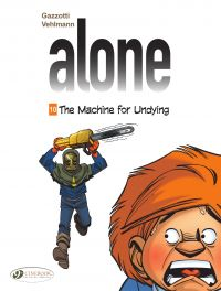Alone - Volume 10 - The Mac...