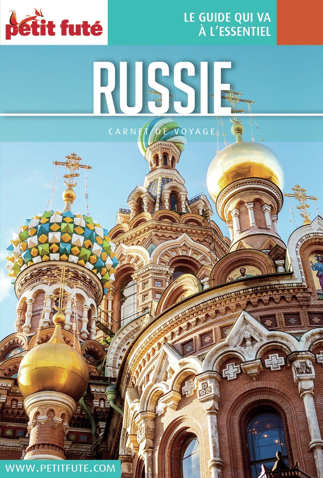 RUSSIE 2017 Carnet Petit Fut?