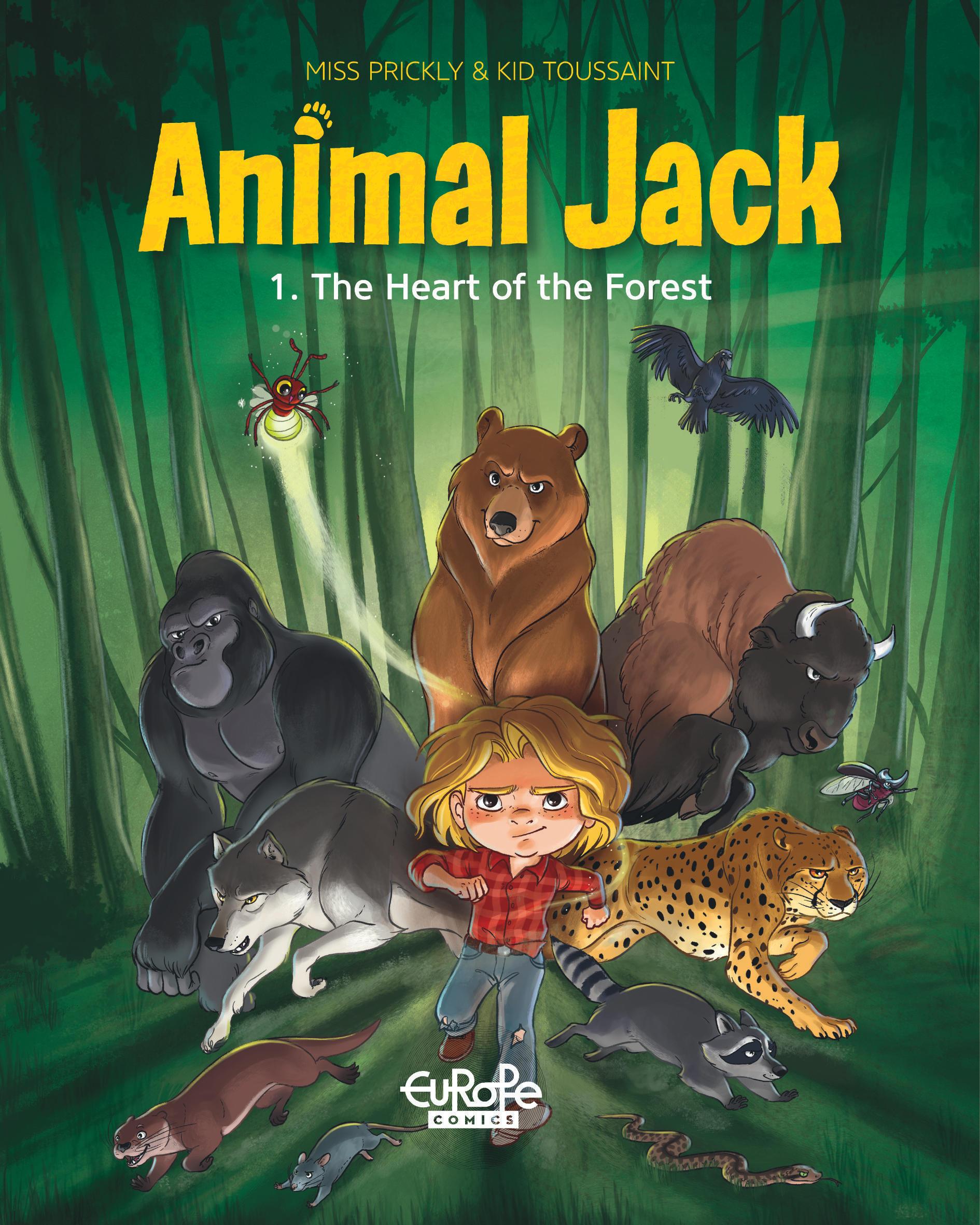Animal Jack - Volume 1 - Th...