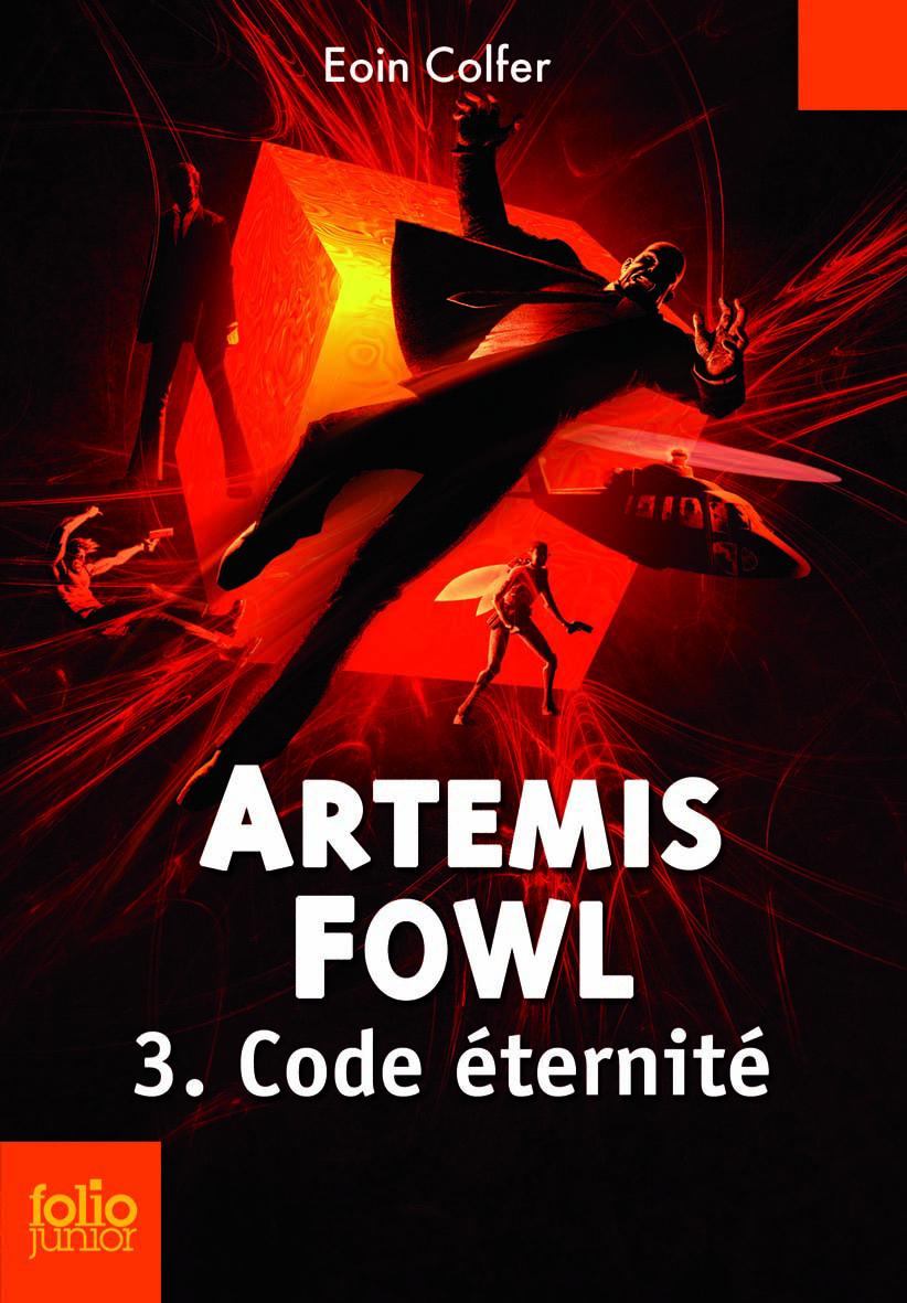 Artemis Fowl (Tome 3) - Code éternité   Ménard, Jean-François