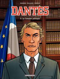 Dantès  - Tome 5 - Le complot politique (5)