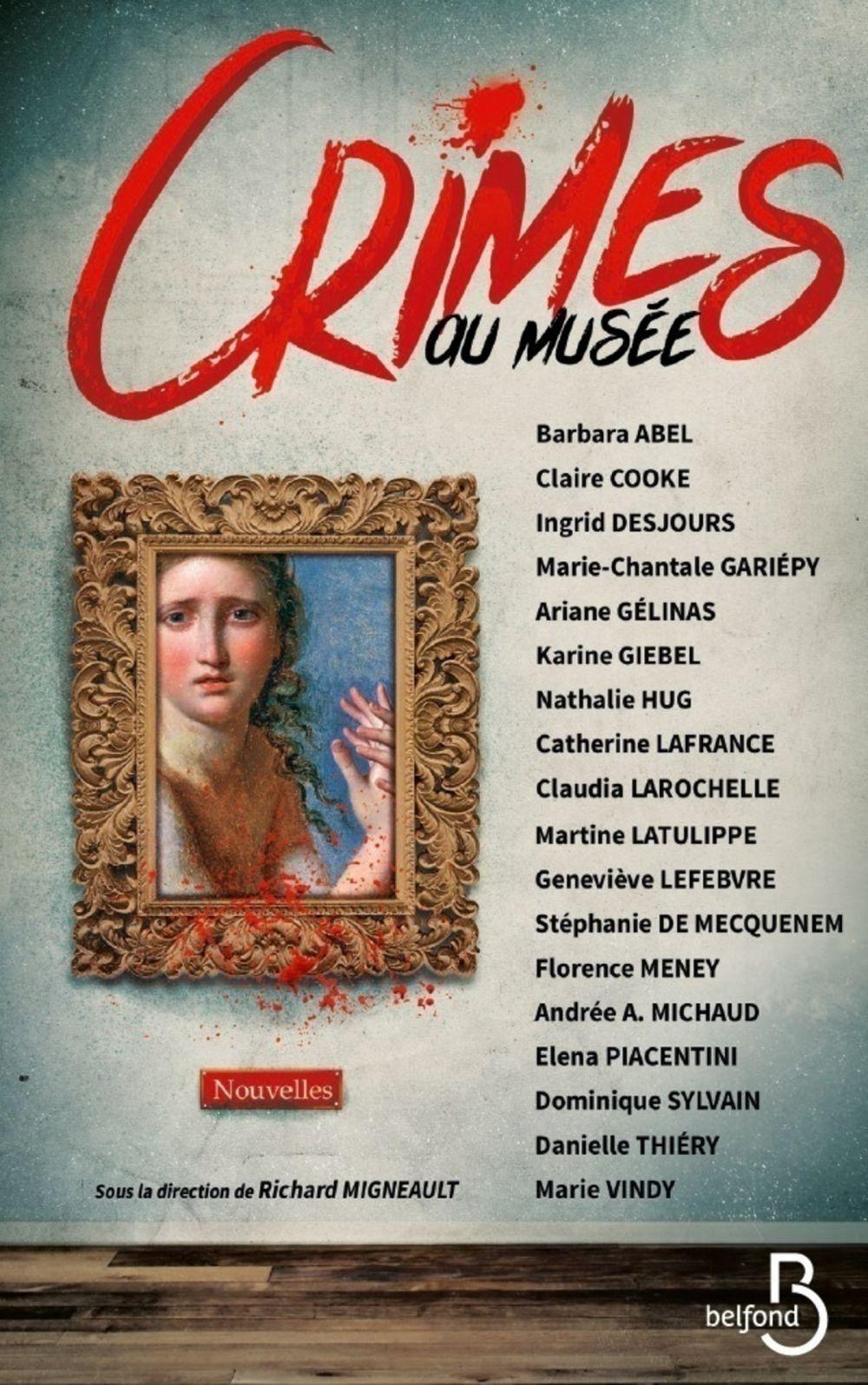 Crimes au musée   DESJOURS, Ingrid. Auteur